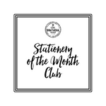Stationery of the Month Club
