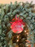 Poinsettia Christmas Ornament - Old Southern Charm
