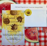 Sunny Day Sunflowers Invitations || Summer Floral Invitation Design - Old Southern Charm