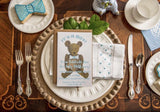 Theodore Teddy Bear Themed Invitations || Boy Baby Shower Invitations - Old Southern Charm