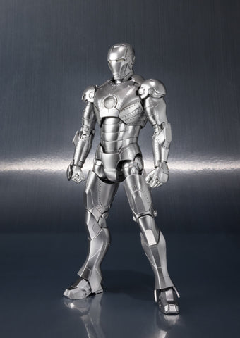 "S.H. Figuarts - ""Iron Man"" Mark II  & Hall of Armor Set"