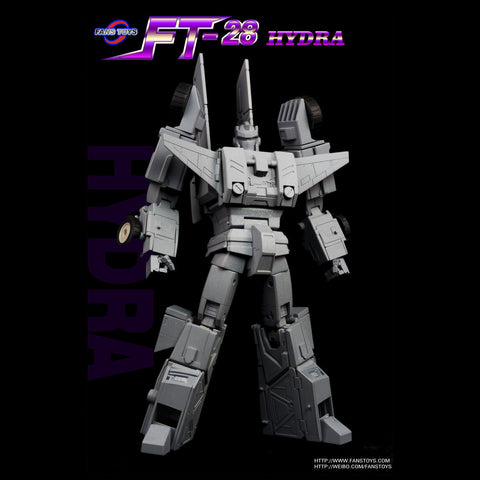 "Copy of Fans Toys FT-28 Hydra  ""Sixshot"""