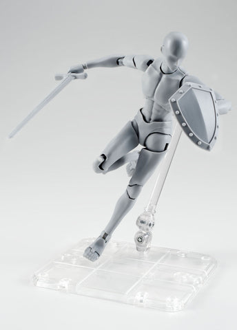 "S.H. Figuarts - ""Body Kun"" Takarai Rihito- Edition DX SET (Gray Color Ver.)"