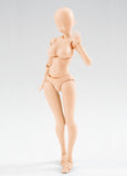 "S.H. Figuarts - ""Body Chan"" Yabuki Kentaro Edition - (Pale Orange Color Ver.)"