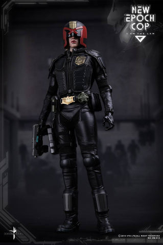 VTS Toys - New Epoch Cop  1/6 scale figure