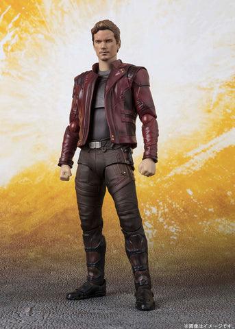 "S.H. Figuarts - ""Avengers: Infinity War""  Star-Lord"