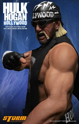 Storm Collectibles 1:6th HULK HOGAN - Hollywood Hogan Figure