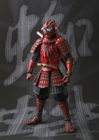 "Meisho Manga Realization: Samurai Spider-Man ""Star Wars"" by Bandai"