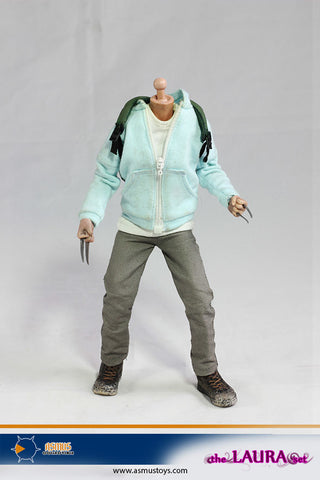 "Asmus Toys - The Laura Clothing Set (Laura X-23 ""Logan"")"