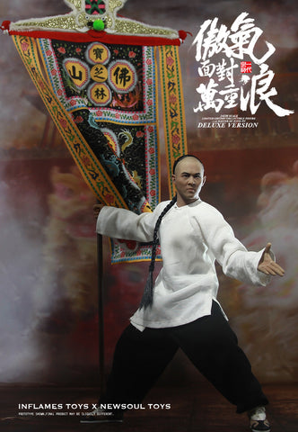 "Inflames Toys x NewSoul 1/6th ""Once Upon a Time in China"" Wong Fei Hong DX Version (A Master Of Kung Fu) Figure"