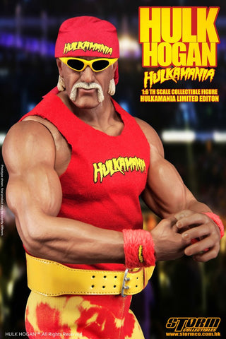 Storm Collectibles 1:6th HULK HOGAN - HULKAMANIA Figure