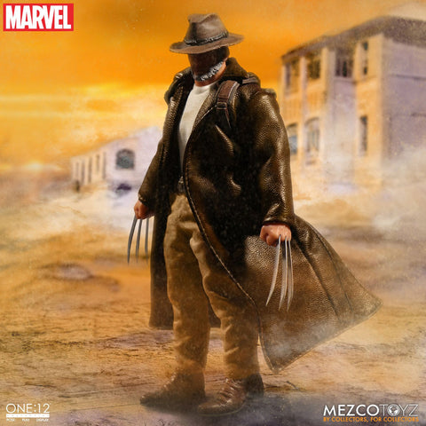 "Mezco - ""One:12 Collective"" Old Man Logan Figure"