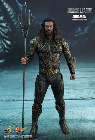"Hot Toys ""Justice League"" Aquaman 1/6 Figure"