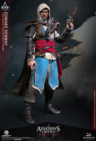 "DamToys - Assassin's Creed IV ""Black Flag Edward Kenway"""