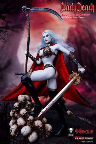 Phicen/TBLeague - 1/6 Lady Death Ver 2.0 (Figure Only)