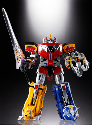 "SOC GX-72 Megazord / Daizyujin ""Mighty Morphin Power Rangers"" by Bandai"
