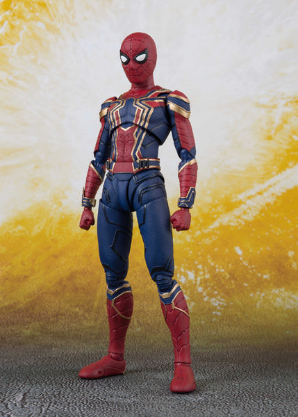 "S.H. Figuarts - ""Avengers: Infinity War""  Iron Spider"