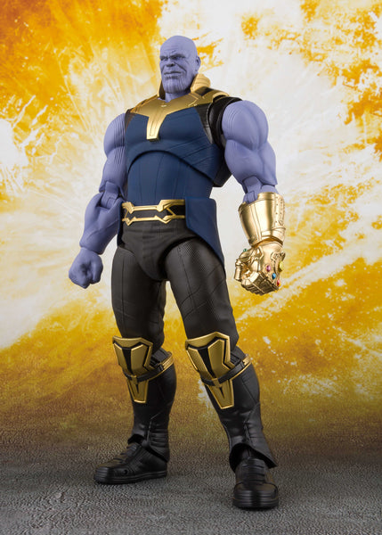 "S.H. Figuarts - ""Avengers: Infinity War""  Thanos"