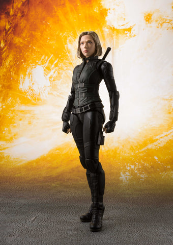 "S.H. Figuarts - ""Avengers: Infinity War""  Black Widow"