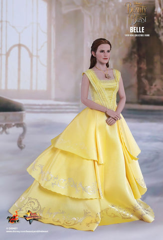 "Hot Toys ""Beauty And The Beast"" Belle 1/6 Figure"