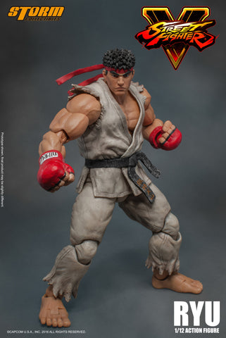 Storm Collectibles 1:12 Street Fighter V - RYU Figure