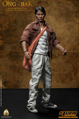Storm Collectibles 1:6th ONG-BAK - The Thai Warrior
