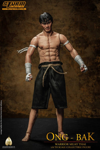 Storm Collectibles 1:6th ONG-BAK - The Thai Warrior (Deluxe Pack)