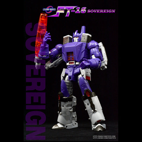 "Fans Toys FT-16 Sovereign ""Galvatron"""