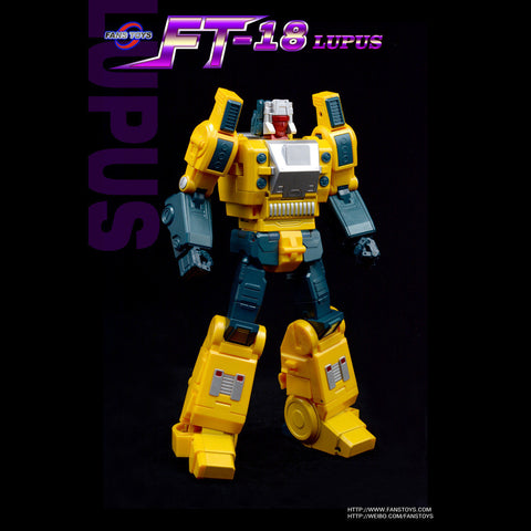 "Fans Toys FT-18 Lupus  ""Weirdwolf"""