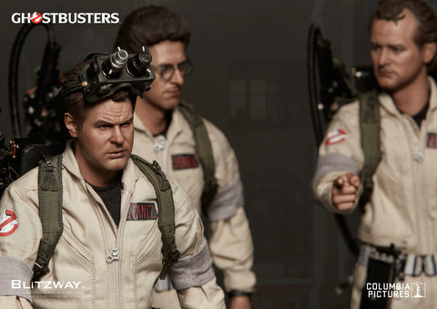 "1/6 ""Ghostbusters 1984"" - Dr. 3 Pack  Collectible Figure"