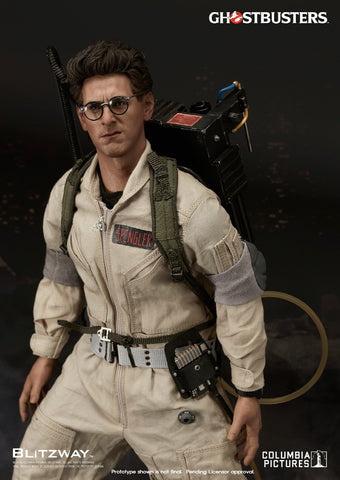"1/6 ""Ghostbusters 1984"" - Egon Spengler  Collectible Figure"