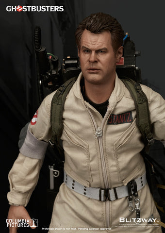 "1/6 ""Ghostbusters 1984"" - Raymond Stantz  Collectible Figure"