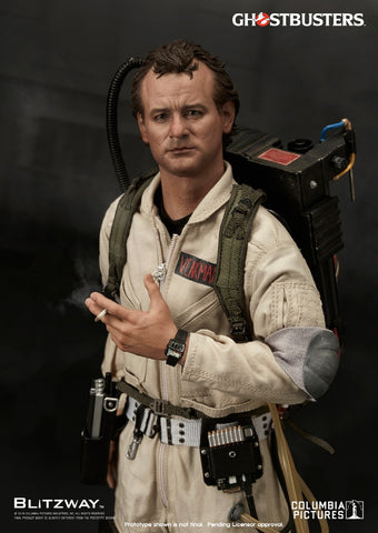"1/6 ""Ghostbusters 1984"" - Peter Venkman  Collectible Figure"