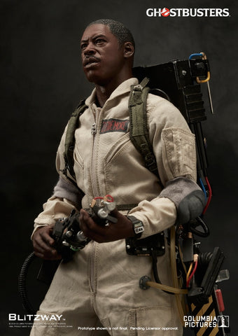 "1/6 ""Ghostbusters 1984"" - Winston Zeddemore Collectible Figure"