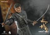 "Threezero 1/6 ""The Great Wall"" - Pero Tovar Figure"