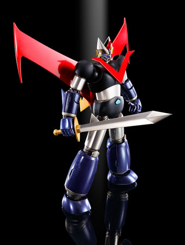 "SRC Great Mazinger ""Kurogane Finish"" by Bandai"