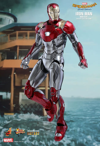 "Hot Toys ""Spider-Man Homecoming"" Iron Man Mark XLVII 1/6 Figure"