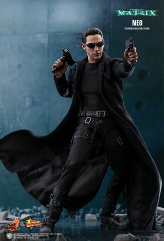 "Hot Toys ""The Matrix"" Neo 1/6 Figure"