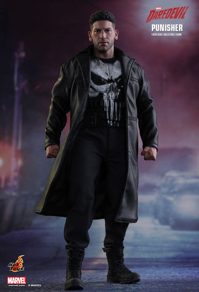 "Hot Toys ""Netflix"" Punisher 1/6 Figure"