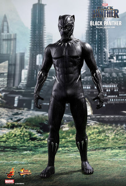 "Hot Toys ""Black Panther"" Black Panther 1/6 Figure"