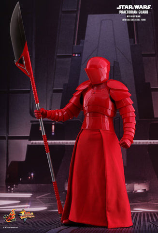 "Hot Toys ""Star Wars: The Last Jedi"" Praetorian Guard (With Heavy Blade) 1/6 Figure"