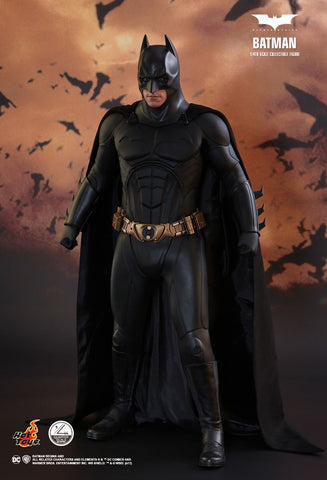 "Hot Toys ""Batman Begins"" Batman 1/4 Figure"