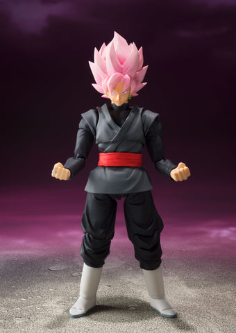 "S.H. Figuarts - ""Dragon Ball Super"" Goku Black *P-Bandai Web Exclusive*"