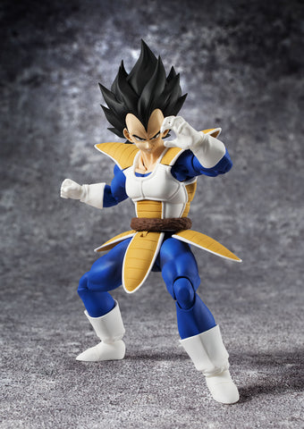 "S.H. Figuarts - ""Dragon Ball Z"" Scouter Vegeta"