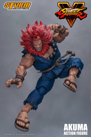 Storm Collectibles 1:12 Street Fighter V - Akuma Figure
