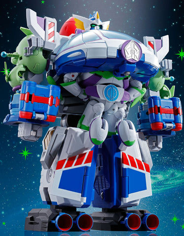 "Chogokin ""Toy Story"" Chogattai Buzz the Space Ranger Robo by Bandai"