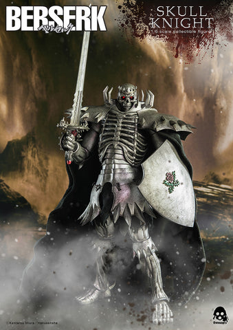 "Threezero 1/6 ""Berserk"" - Skull Knight Figure"