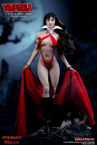 Phicen - 1/6 Vampirella Figure (Asian Version)