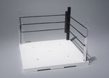 "S.H. Figuarts - ""Bandai Tamashii Stage"" ACT. Ring Corner (Neutral Corner) & Pipe Chair Set"