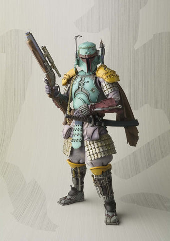 "Meisho Movie Realization: Boba Fett ""Star Wars"" by Bandai"
